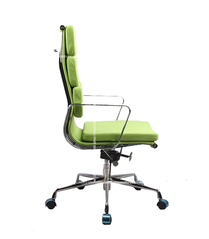 Eames Style Softpad Leather office Chair - High Back (6)
