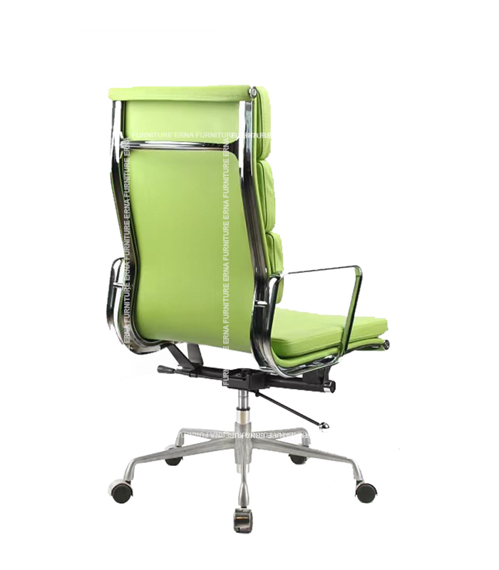 Eames Style Softpad Leather office Chair - High Back (7)