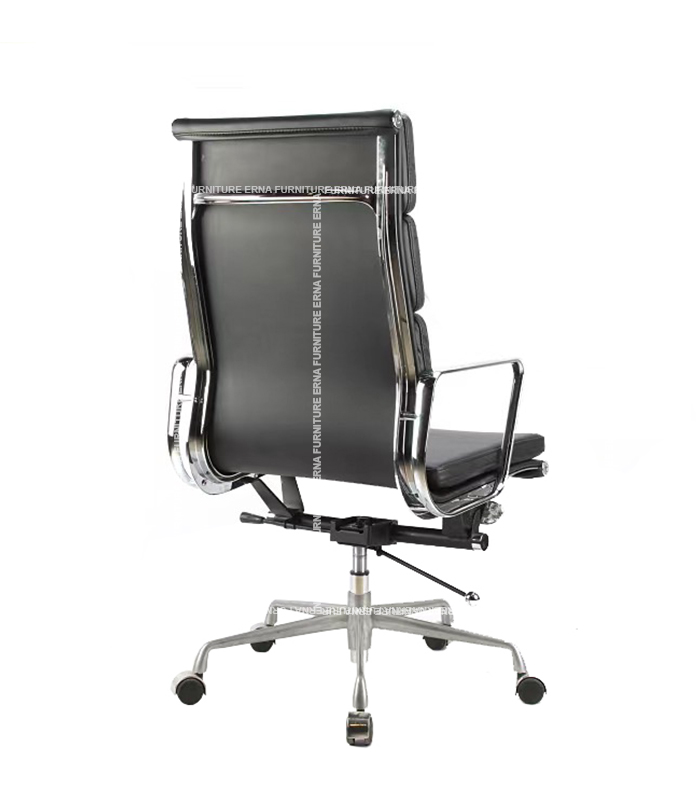 Eames Style Softpad Leather office Chair - High Back (8)