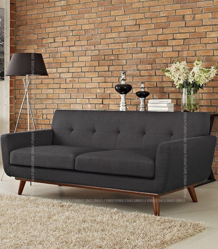 Kiruna 2 or 3 seater fabric sofa