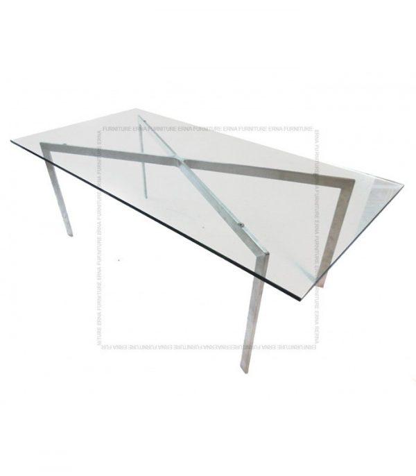 Barcelona Style Coffee Table Rectangular