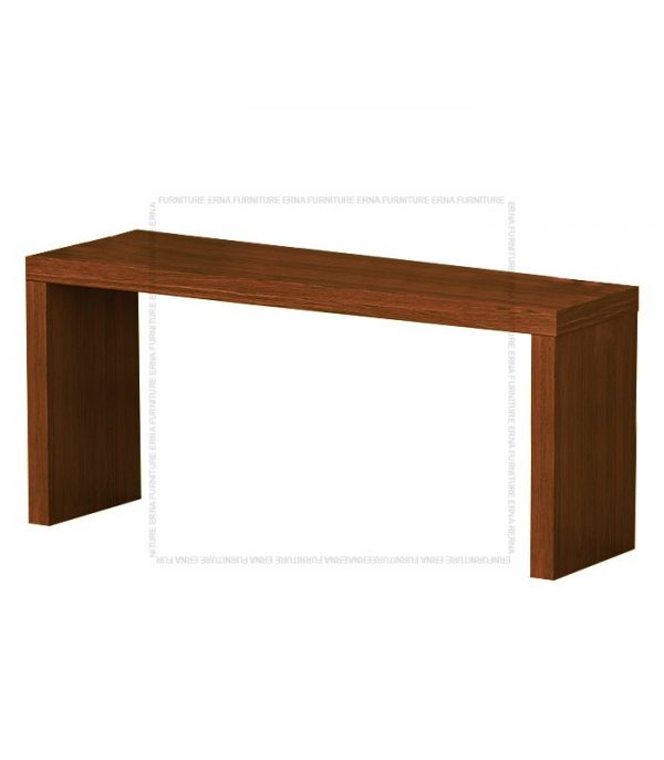 Kavi Solid Recycled Elm Wood Table Computer Desk