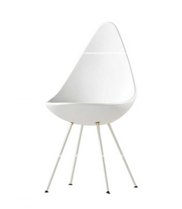 Drop-Style-Plastic-Dining-Chair-White