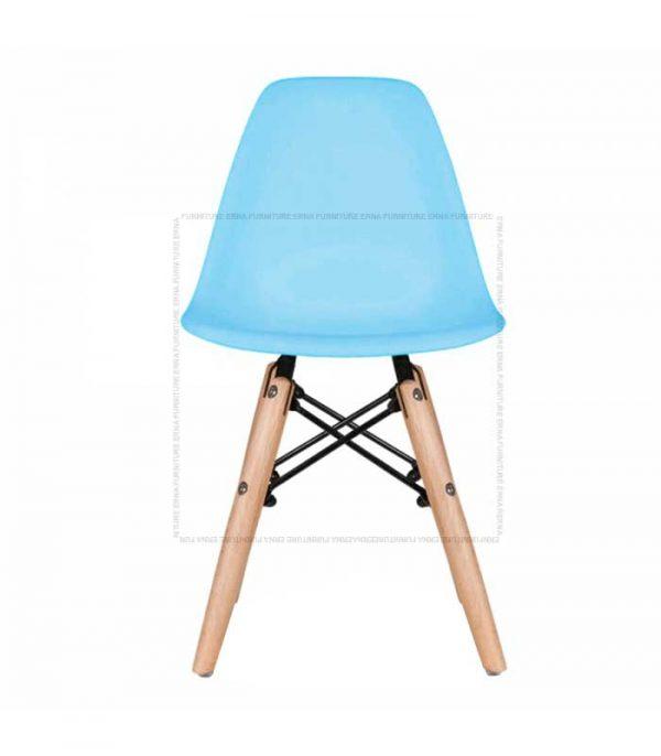 Eames-DSW-Style-Kids-Side-Chair Blue