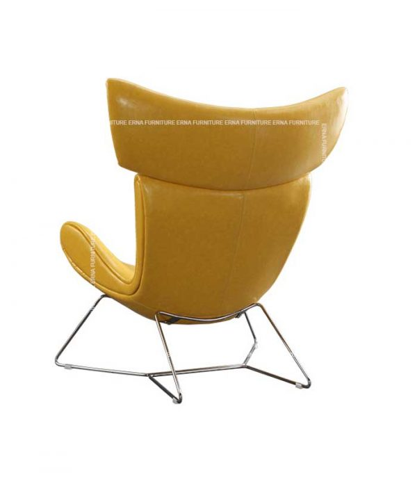 Imola-Style-Leather-Lounge-Chair-Yellow-Back