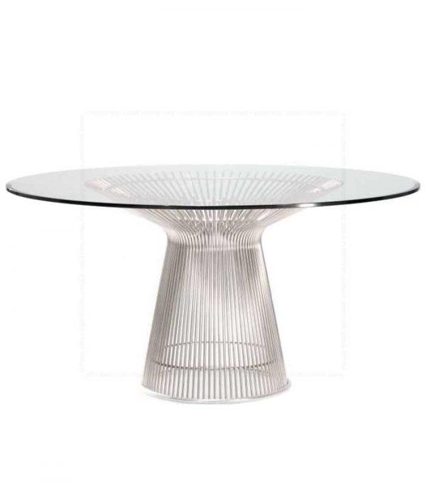 Warren-Platner-Style-Round-Dining-Table