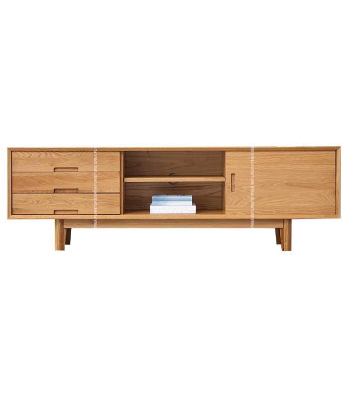 Williston-Solid-Oak-Wood-TV-Cabinet-Hong-Kong-(2)