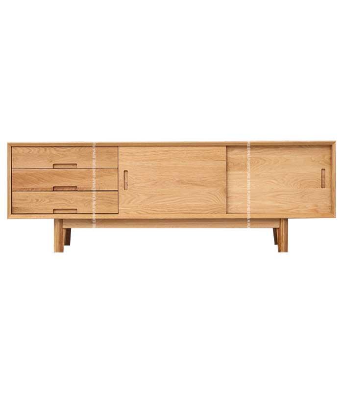 Williston-Solid-Oak-Wood-TV-Cabinet-Hong-Kong (1)