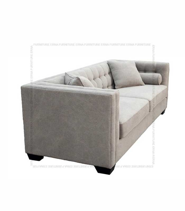 Visby Fabric Sofa 2-3 Seater Side