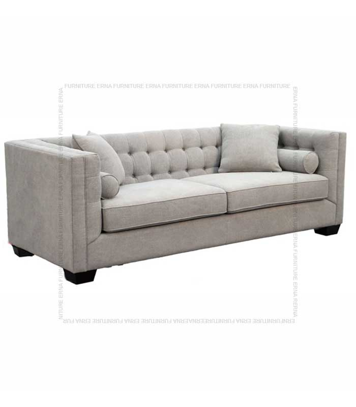 Visby Fabric Sofa 2-3 Seater