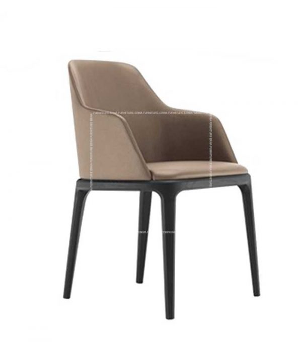 Grace Style Leather Dining Chair (3)