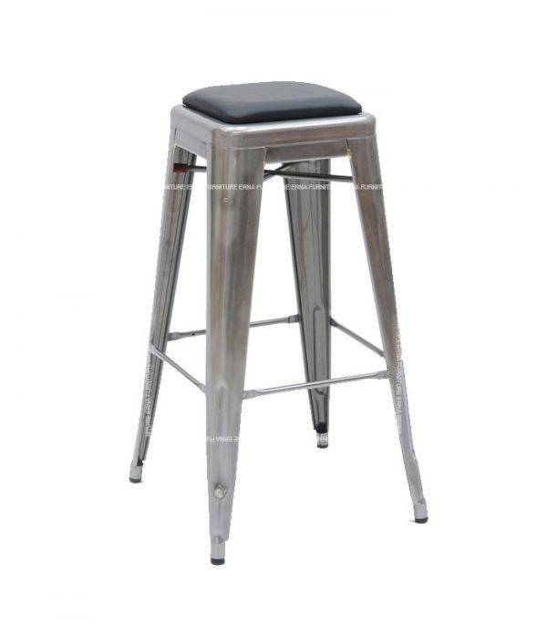 Xavier-Pauchard-Tolix-Style-Bar-Stool---Leather-Seat