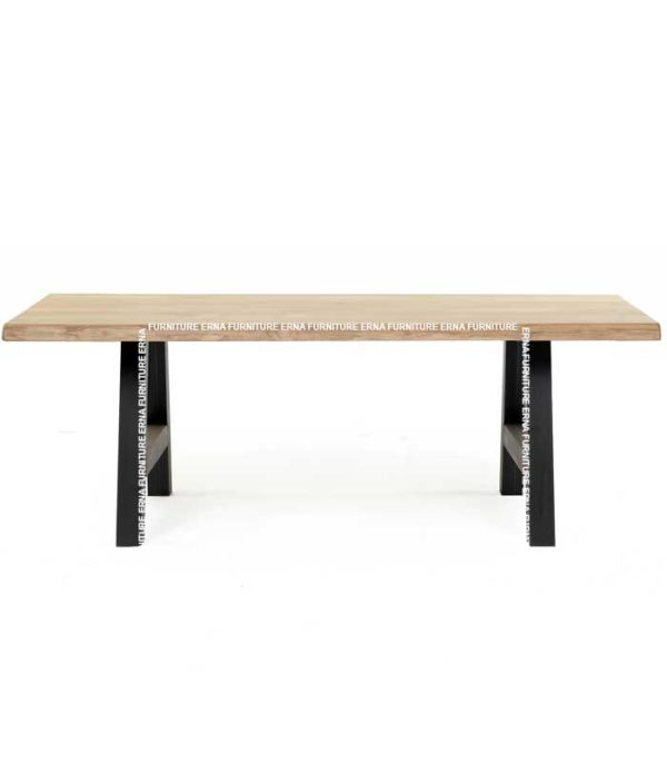 Orbey A-leg Style Wood Table (4)