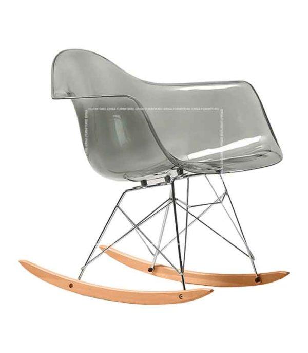 Eames-Style-RAR-Rocking-Chair---Transparent-Grey