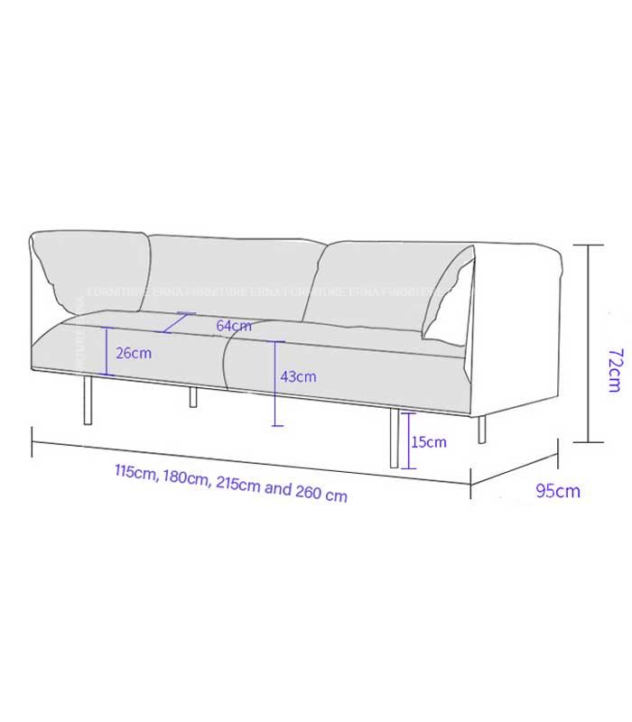 Brampton-Feather-Down-Sofa-Size