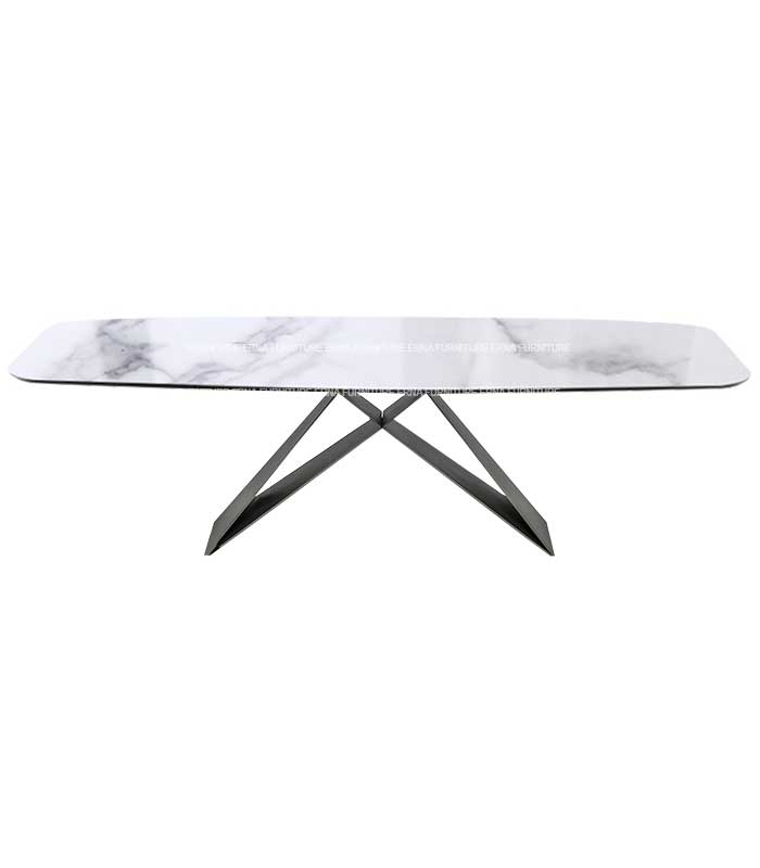 Florence Marble Dining Table (1)