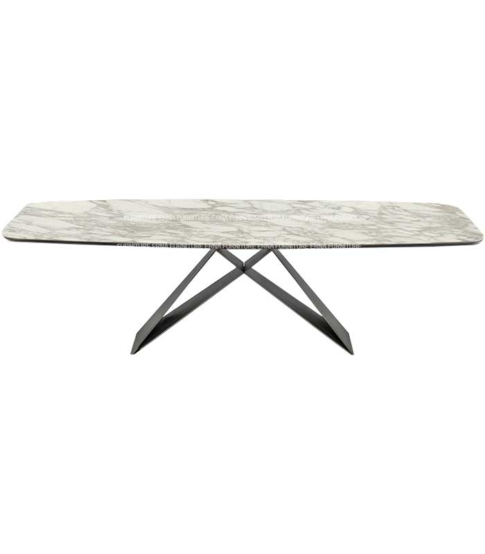 Florence Marble Dining Table (2)