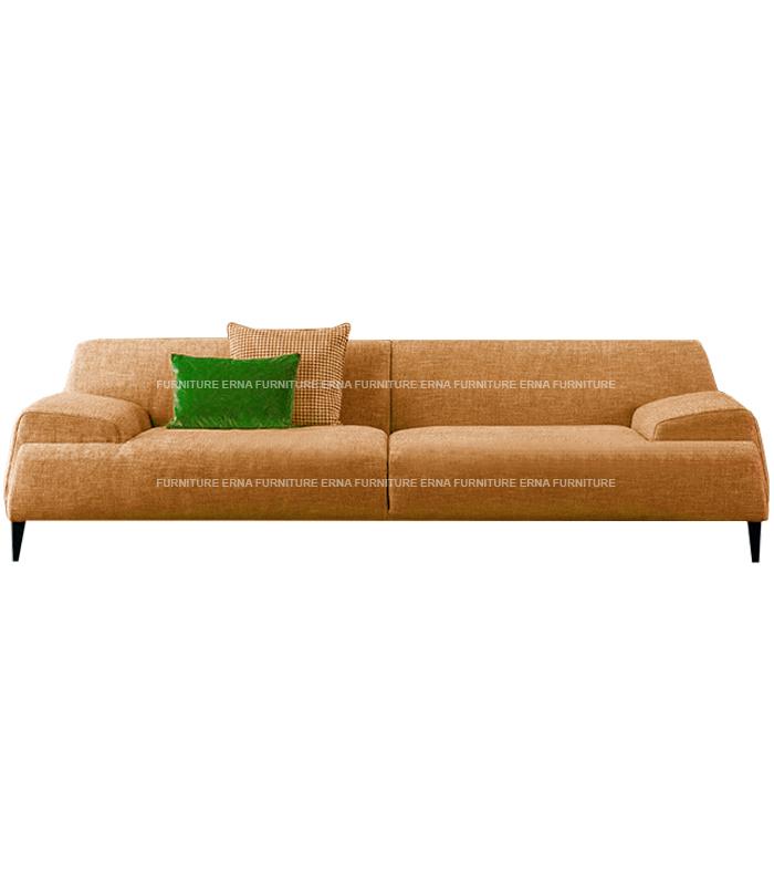 Louis L Shape Fabric Sofa (3)
